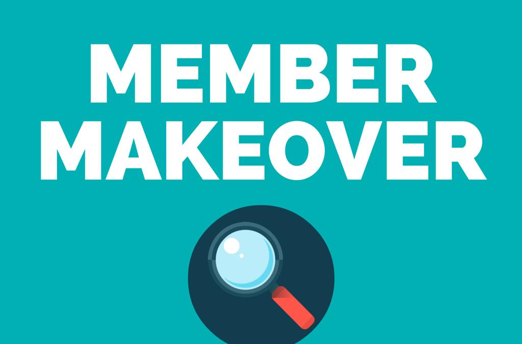 October 2020 Member Makeover
